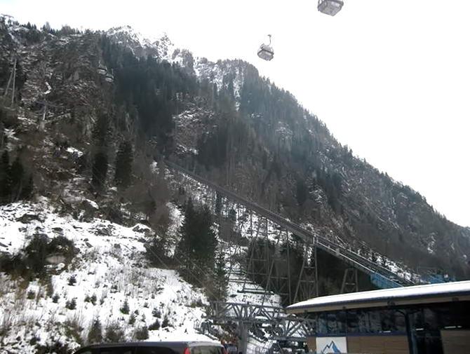 Глетчербан Капрун 2 (Gletscherbahn Kaprun 2)