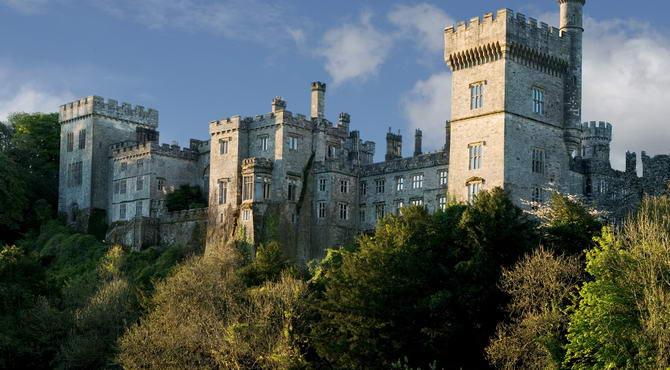 замок Лісмор в графстві Уотерфорд