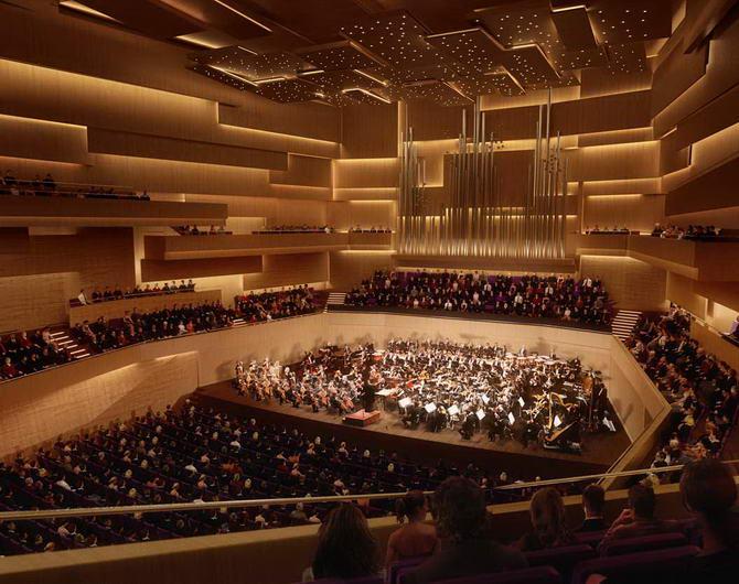Національний концертний хол в Дубліні