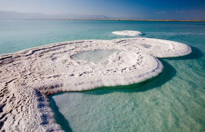 Солі Метртвого моря
