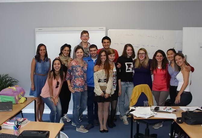 Наша группа в классе