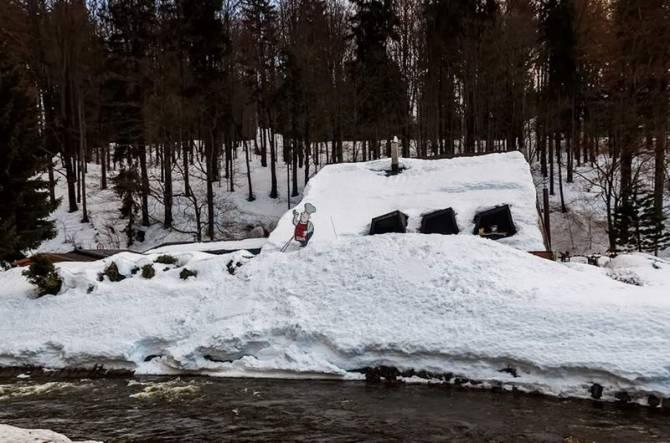 курорт Шпіндлерув Млин