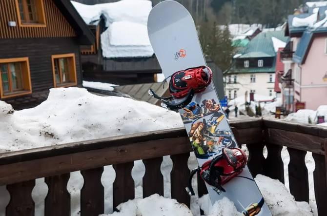 фото сноуборду