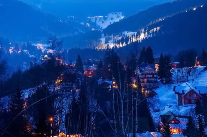 нічні пейзажі
