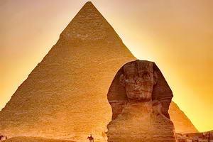 Піраміда Хеопса закрилася на ремонт