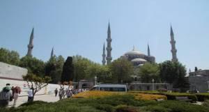 Площа Султанахмет в Стамбулі