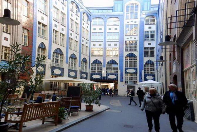 Хакскі двори у Берліні