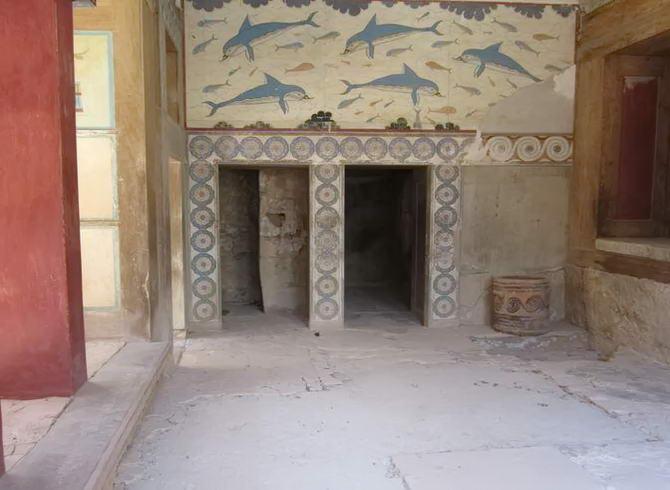 Внутрішнє приміщення палацу