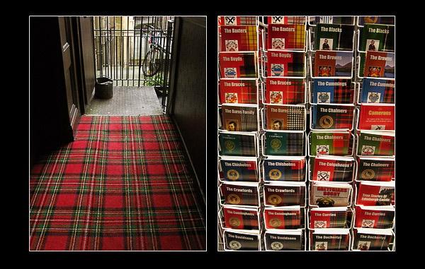 тартани шотландських кланів