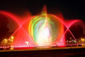 Чарівний фонтан у Лімі