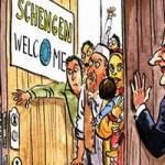 Усередині Шенгенської зони може з'явитися пограничний контроль
