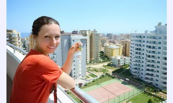 вид з балкону готелю