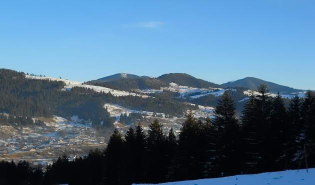 гірськолижний курорт Верховина