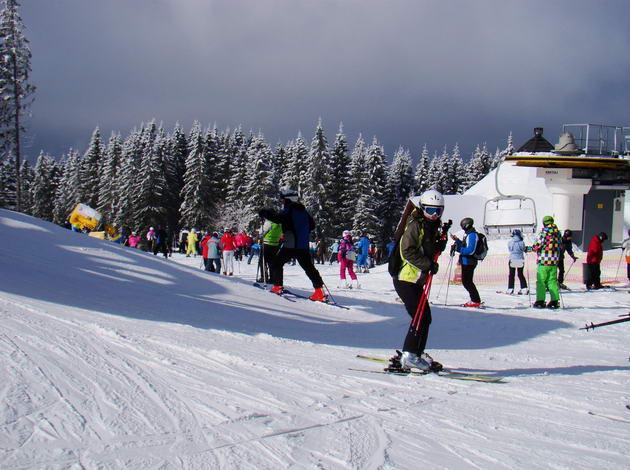 гірськолижний курорт Буковель
