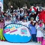 Всесвітній день снігу на грецькому курорті Парнас