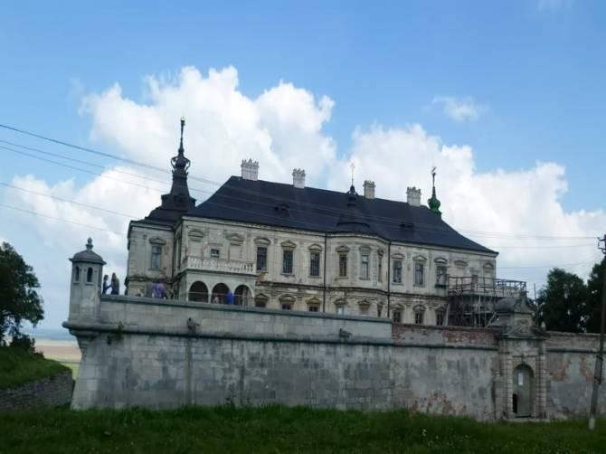 Подгорецький замок