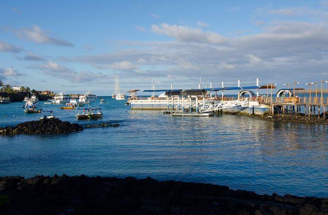 Галапагоські острови, Санта-Крус