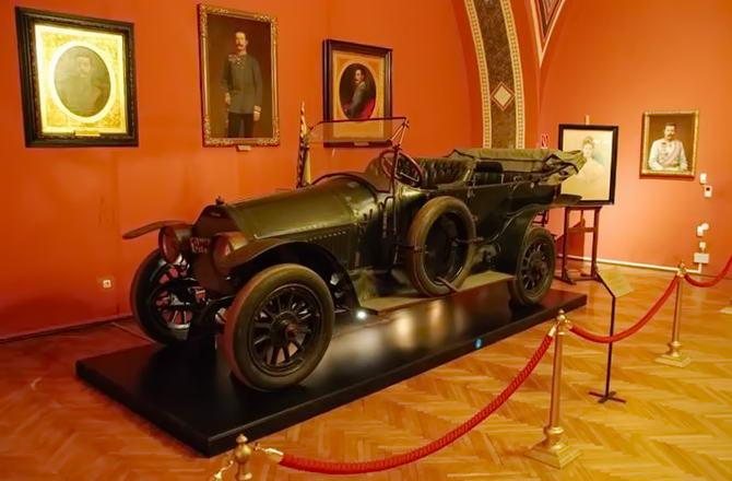 музей військової історії у Відні