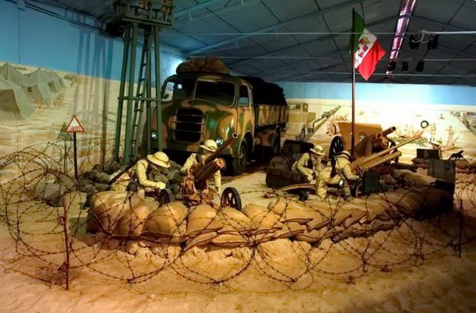 музей Першої світової війни у Венето