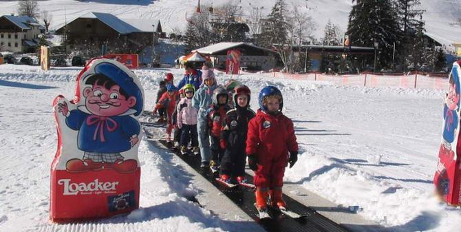 гірськолижний сімейний курорт Кронплатц