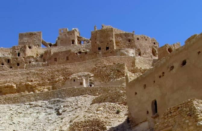 Фортеця в Алжирі