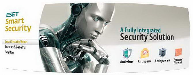 антивірус ESET Smart Security