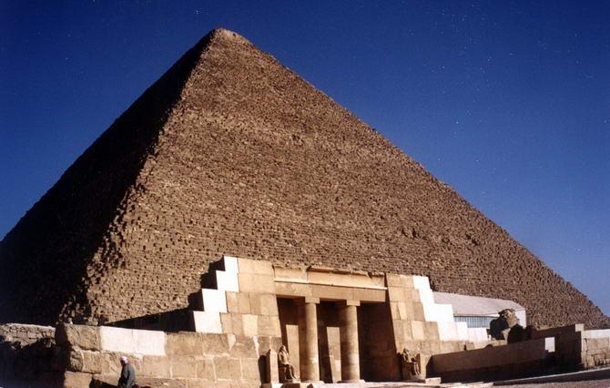 піраміда Хуфу