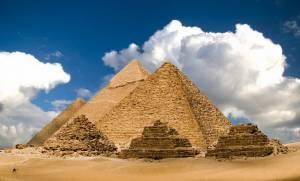 Древні піраміди: легенди і міфи