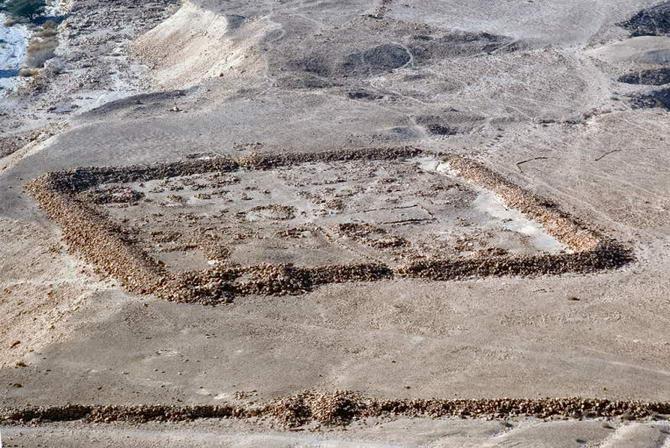 останки укріплень римського легіону