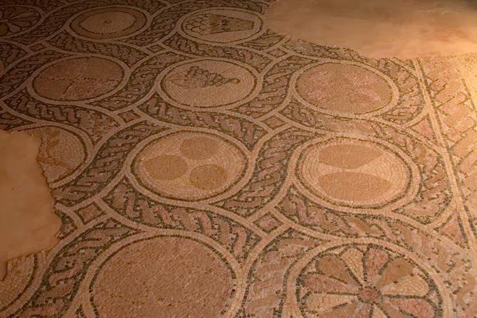 фрагменти підлоги