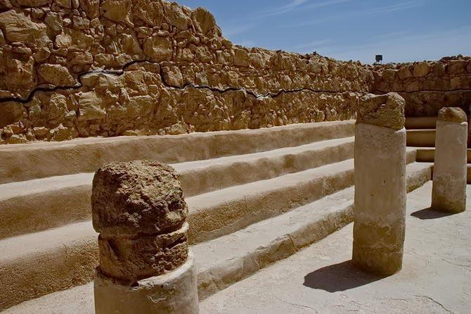 залишки стіни часів царя Ірода