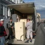 Грамотные перевозки по Киеву