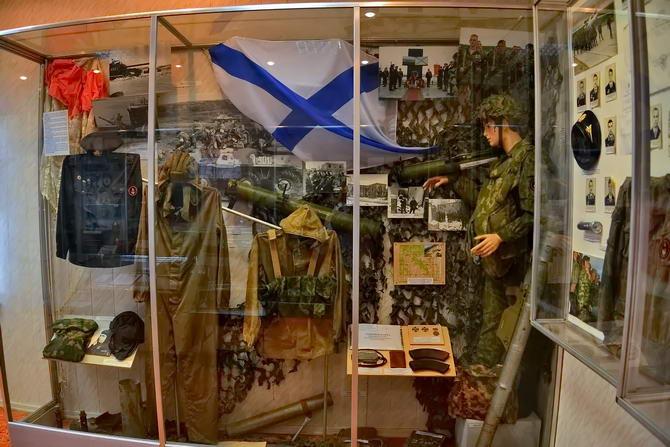 Мурманск. Военно-морской музей Северного флота