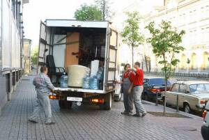 Перевозка мебели от специалистов