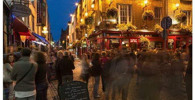 Нічне життя в Дубліні