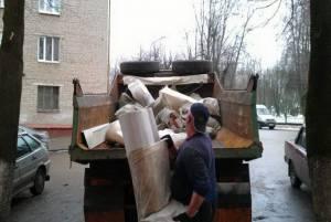 Вывоз строительного мусора  –  по самой лучшей цене в Киеве