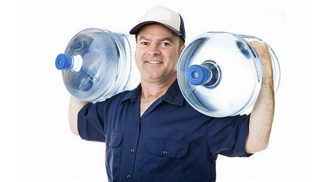 доставка чистой питьевой воды