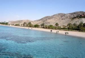 Акаба - перлина Йорданії