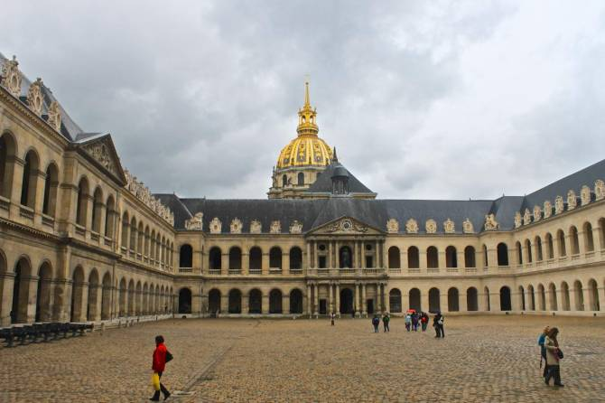 Париж. Будинок інвалідів