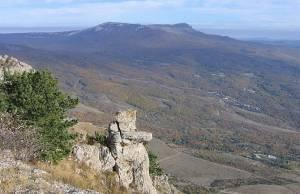 Весенний поход в горы Крыма