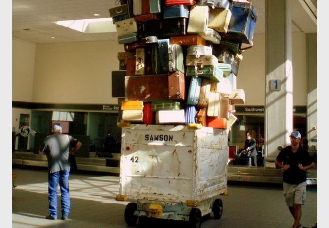 великий багаж