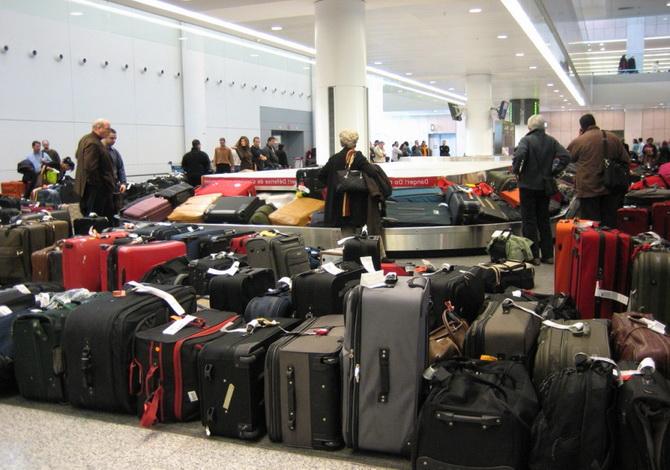 поради туристам при перевозці багажу