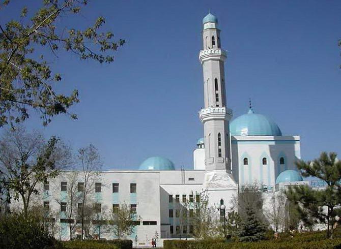 мечеть Нурдалет в Актобе