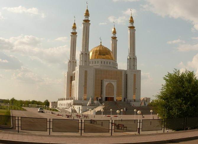 Фото мечети Нур Гасыр