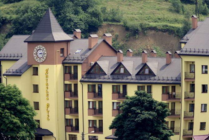 гостиница Сходницы «Киевская Русь»