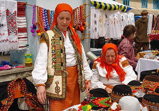 ярмарка в Косове