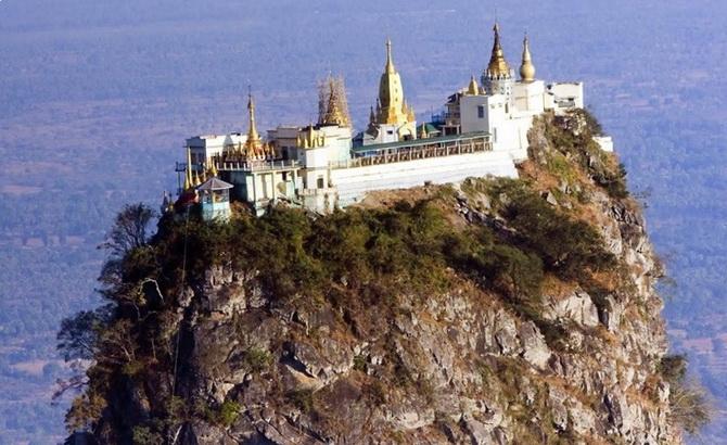 монастир Таунг Калат