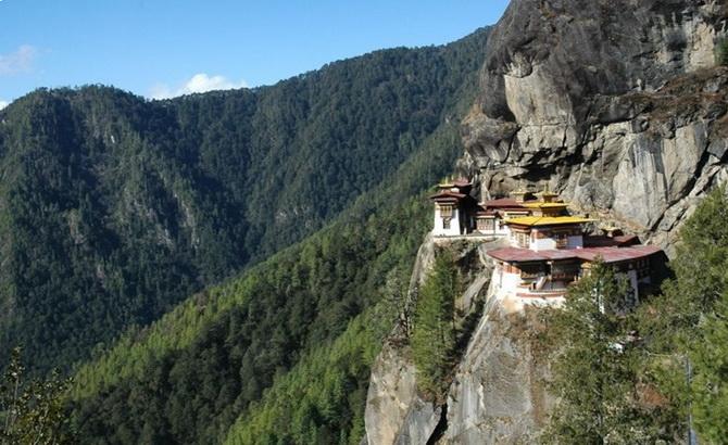 монастир Такцанг-Лакханг