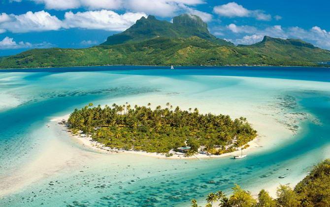 відпочинок на екзотичних островах