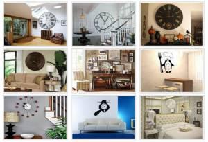 Інтер'єрний годинник - *родзинка* Вашого будинку